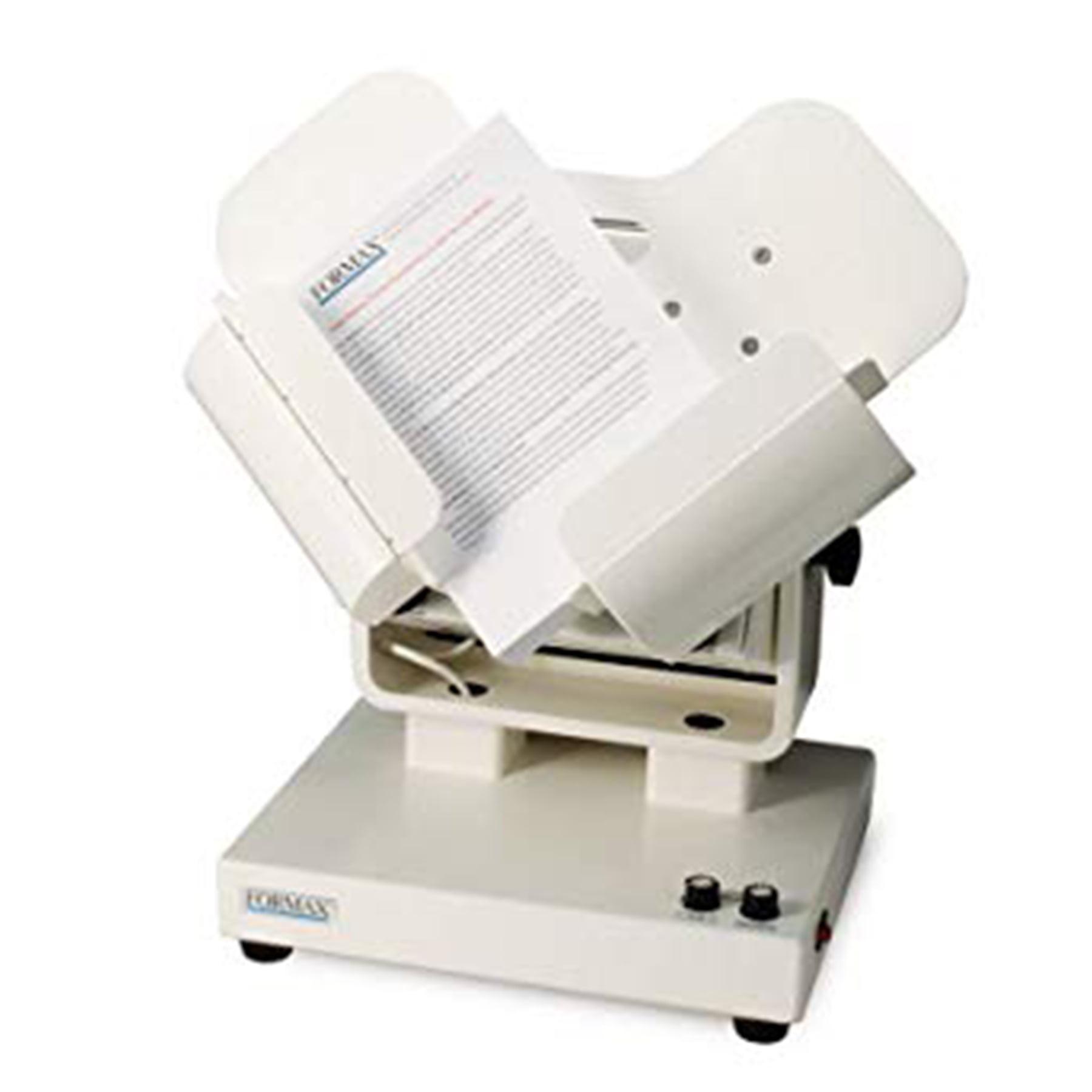 FORMAX FD 402TA1 PAPER JOGGER Tabletop Air Jogger - U.S. Paper Counters